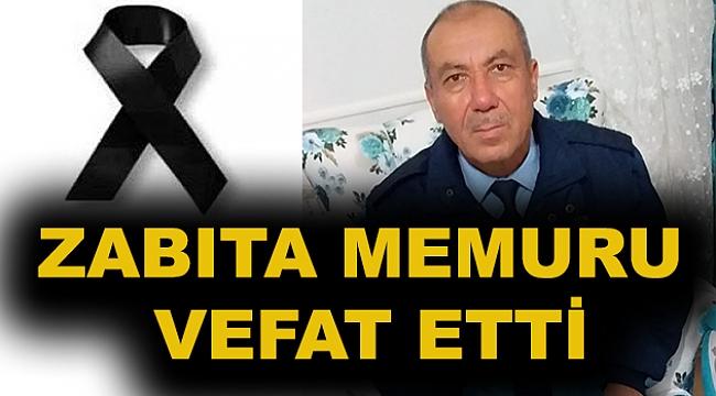 Emekli Zabıta Memuru Erdoğan Yeşil Vefat Etti