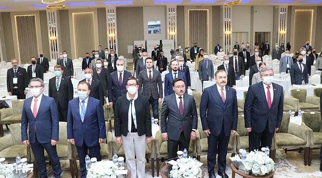 Başkan Sarı, Türkiye'de Gıda Güvenilirliği Çalıştayı açılışına katıldı